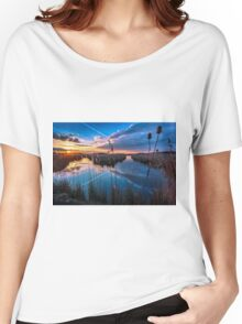 Reeds and Reflections Women's Relaxed Fit T-Shirt