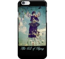 The Cost of Flying iPhone Case/Skin