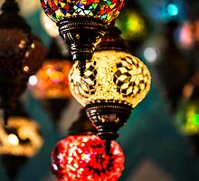 Haji Lane Lanterns by Ladedadeda