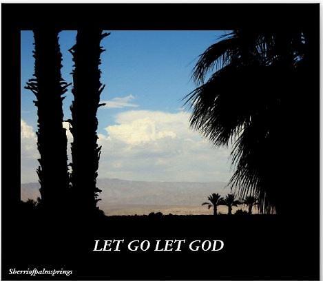 Let Go Let God by Sherri     Nicholas