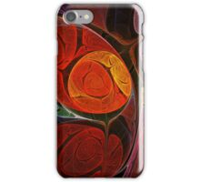 Hypnotic Flower iPhone Case/Skin
