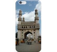 Charminar, Hyderabad, India iPhone Case/Skin