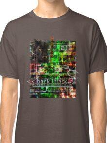 Hacker clothes design Classic T-Shirt