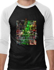 Hacker clothes design Men's Baseball ¾ T-Shirt