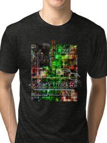 Hacker clothes design Tri-blend T-Shirt