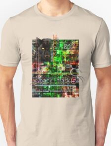 Hacker clothes design Unisex T-Shirt