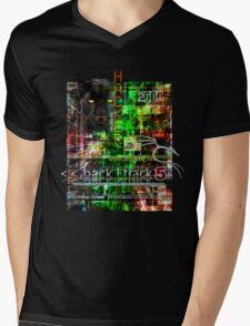 Hacker clothes design Mens V-Neck T-Shirt