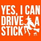 Yes, I Can Drive A Stick by Alan Craker