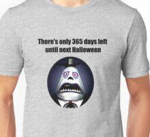 The nightmare before Christmas the Mayor Unisex T-Shirt