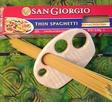 Spaghetti Measure by Robert's Woodworking Studio