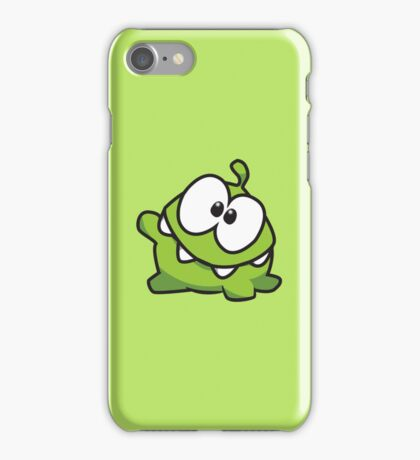 Om nom iPhone Case/Skin