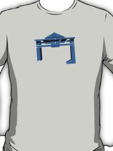 Flynn's Recognizer - TRON T-Shirt