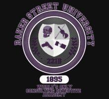 Baker Street University One Piece - Long Sleeve