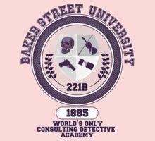 Baker Street University One Piece - Short Sleeve