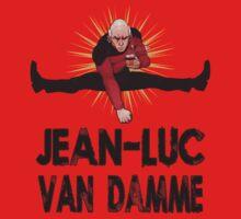 Jean-Luc van Damme by Michael Mayne