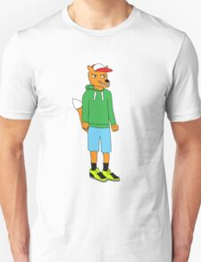 Fox Character T-Shirt