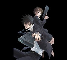 Psycho Pass by anarky85