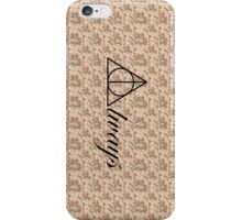 Always - Harry Potter iPhone Case/Skin