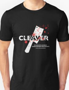 """The Sopranos presents """"Cleaver"""" T-Shirt"""