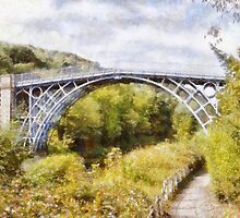 The Iron Bridge by sc-images