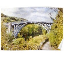 The Iron Bridge Poster