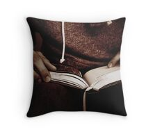 To Learn Throw Pillow