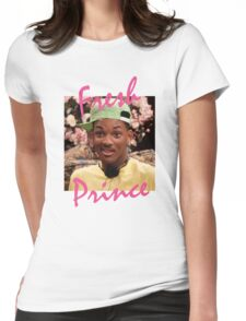 The Fresh Prince Womens Fitted T-Shirt