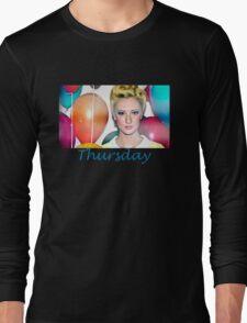 Thursday Mixtape Long Sleeve T-Shirt