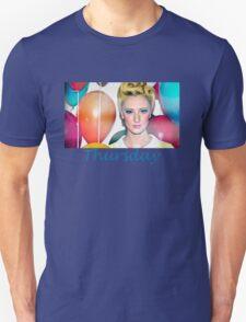Thursday Mixtape Unisex T-Shirt