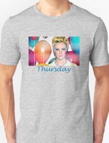Thursday Mixtape Unisex T-Shirt