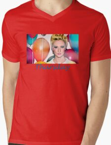 Thursday Mixtape Mens V-Neck T-Shirt