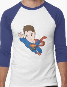 Kostas eldest son  Men's Baseball ¾ T-Shirt
