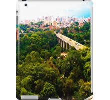 Green Santander. iPad Case/Skin