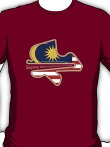 Malaysia F1 circuit T-Shirt