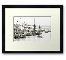 Tradition Framed Print