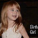 My Little Grandaughter Skye On Her 3rd Birthday by Jim Wilson