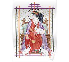 The Tarot Empress Poster