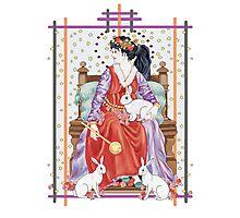 The Tarot Empress Photographic Print