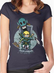 Zelda Women's Fitted Scoop T-Shirt