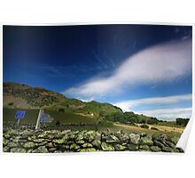Little Langdale Wall Poster