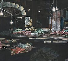 Products of a Struggled Harvest, Jerusalem by gayeelise