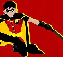 Robin  by rawraynex