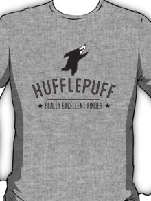 Hufflepuff - Really Excellent Finder T-Shirt