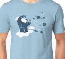 Universal Fun (in blue) Unisex T-Shirt