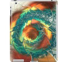 Color Spiral iPad Case/Skin