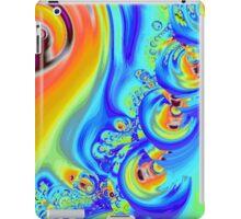 Color Splash iPad Case/Skin