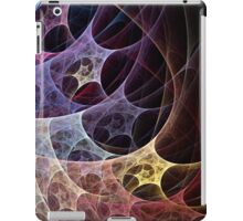Color Web iPad Case/Skin