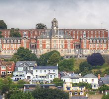 Britannia Royal Naval College  by Chris Day