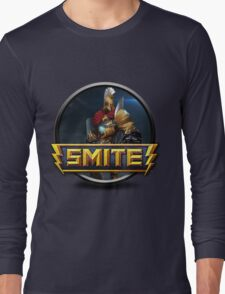 Smite Ares Logo Long Sleeve T-Shirt