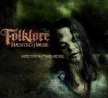 Promo for Folklore Haunted House, Dallas, Ga by Scott Mitchell